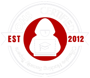 OHSE Certified Badge